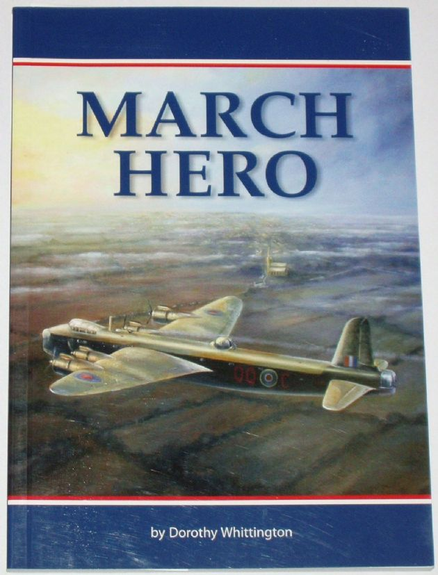 March Hero, by Dorothy Whittington